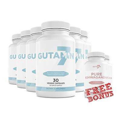 Gutamin 7 Supplement Pill  Supplements That Burn Fat Build Muscle and Boost Your Sex Drive