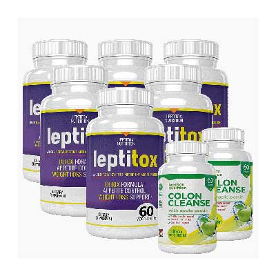 Leptitox Supplement Pill  Supplements That Burn Fat Build Muscle and Boost Your Sex Drive