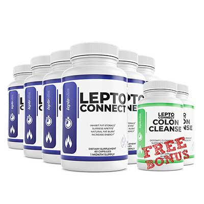 Leptoconnect Supplement Pill Supplements That Burn Fat Build Muscle and Boost Your Sex Drive