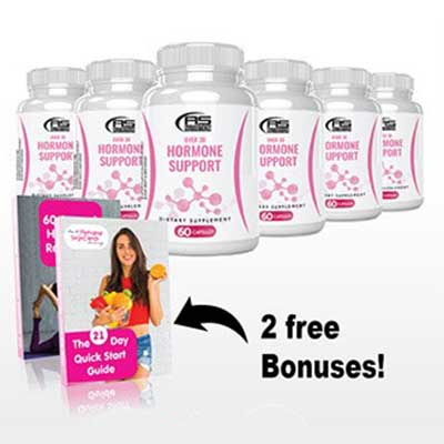 Over 30 Hormone Solution Supplement Pill Supplements That Burn Fat Build Muscle and Boost Your Sex Drive