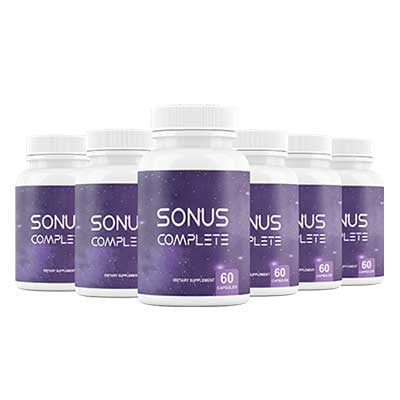 Sonus Complete Supplement Pill Supplements That Burn Fat Build Muscle and Boost Your Sex Drive