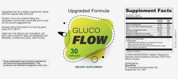 What Are The Benefits Of Glucoflow Supplement?,