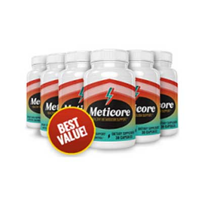 Meticore is a metabolism-boosting supplement