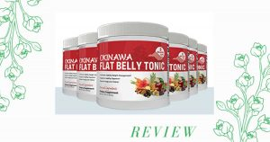 Okinawa Flat Belly Tonic Best Fat Burn Supplement The Japanese Tonic