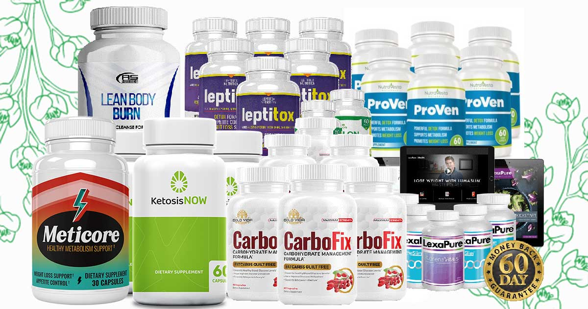 Supplement Pill Supplements That Burn Fat, Build Muscle and Boost Your Sex Drive