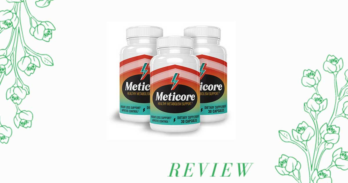 Meticore Review Shocking Scam Controversy About Fake Pills