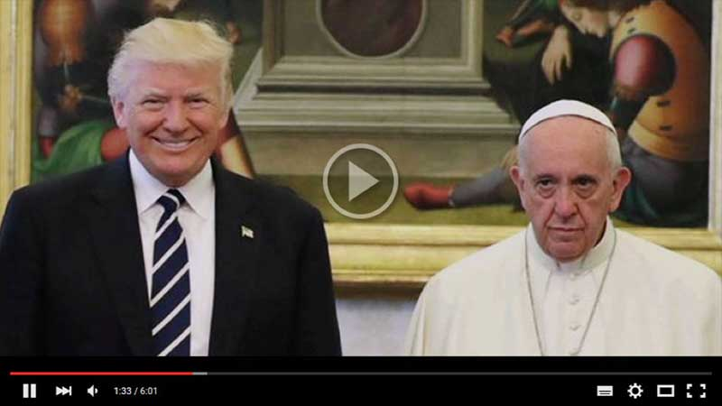 The Real Reason the Church Is Terrified of Trump